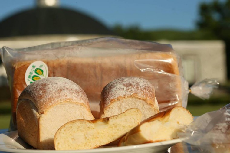 道の駅十勝小麦のパン